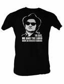 The Blues Brothers T-shirt Understanding Adult Black Tee Shirt