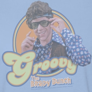 The Brady Bunch Greg Groovin Shirts