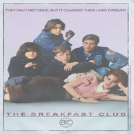 breakfast club essay poster