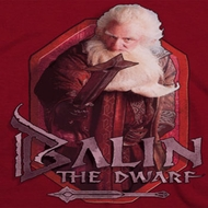 The Hobbit Balin Shirts