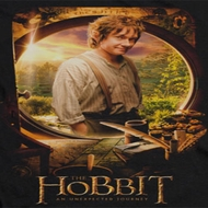 The Hobbit Bilbo Poster Shirts