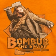 The Hobbit Bombur Shirts