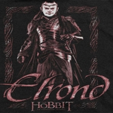 The Hobbit Elrond Framed Shirts