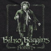 The Hobbit Framed Bilbo Shirts