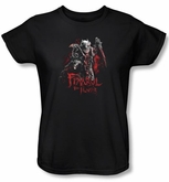 The Hobbit Ladies Shirt Movie Unexpected Journey Fimbul The Hunter Tee