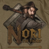 The Hobbit Nori Shirts