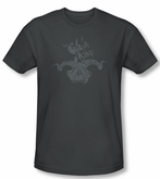 The Hobbit Shirt Movie Unexpected Journey Goblin Symbol Adult T-Shirt