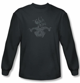 The Hobbit Shirt Movie Unexpected Journey Goblin Symbol Long Sleeve