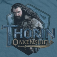 The Hobbit Thorin Image Shirts