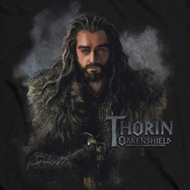 The Hobbit Thorin Painting Shirts