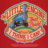 The Little Engine That Could Shirts