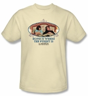 The Middle Kids T-shirt TV Show Sampler Cream Tee Shirt Youth