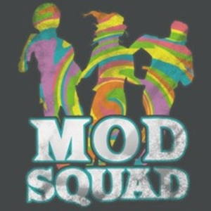 The Mod Squad Adult T-shirts
