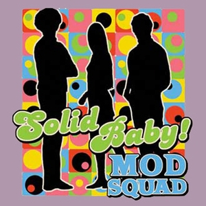The Mod Squad Juniors T-shirts