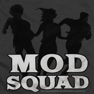 The Mod Squad Logo Shirts
