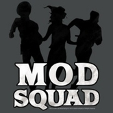 The Mod Squad Youth Kids T-shirts