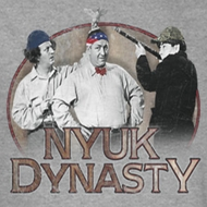 Three Stooges Dynasty Shirts