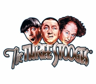 Three Stooges T-shirts Funny Faces Tee Shirts
