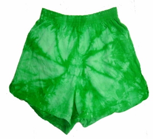 Tie Dye Kids Shorts Spider Kelly Youth Soffe Shorts