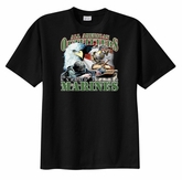 US Marines T-Shirts - Outfitters Military Adult Tee