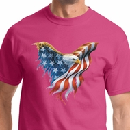 USA Eagle Flag Shirts