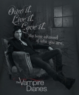 Vampire Diaries Not Ashamed Shirts