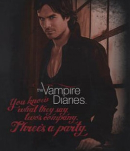 Vampire Diaries Party Shirts