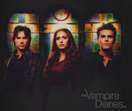 Vampire Diaries Stained Glass Shirts
