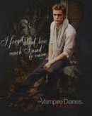 Vampire Diaries Used To Care Shirts