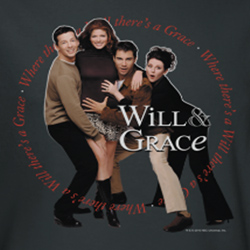 Will & Grace Shirts