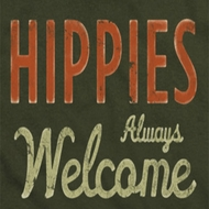Woodstock Hippies Welcome Shirts