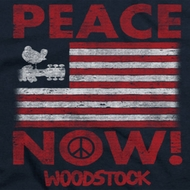 Woodstock Peace Now Shirts