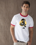 Workout Clothing - Penguin Power T-shirts