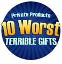 10 Worst Christmas Gifts