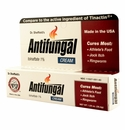Antifungal Cream - Tolnaftate 1% - For Jock Itch & Athlete's Foot