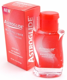 Turn Up The Heat With Astroglide Warming Lubricant