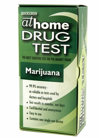 At Home Drug Test - Marijuana - Expose your teens' lies