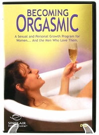 Becoming Orgasmic - DVD