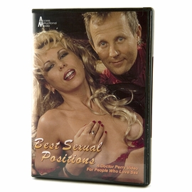 Best Sexual Positions DVD