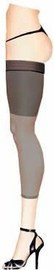 Bubbles Capris - Footless Tights - Size B