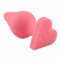 Candy Heart Butt Plug - Perfect for Your Valentine