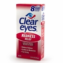 Clear Eyes Redness Relief Eye Drops - 1.0 fl. oz.