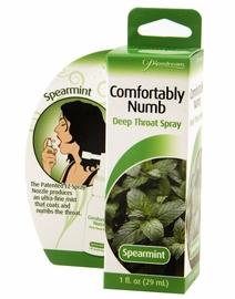 Comfortably Numb Oral Sex Spray