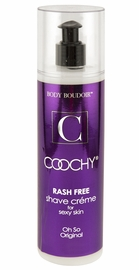 Coochy Shave Cream - For Shaving