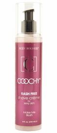 Coochy Shave - Make Me Blush Formula - 8 oz.