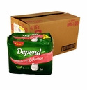 Depend Underwear for Women - Super Plus Absorbency - L - 64