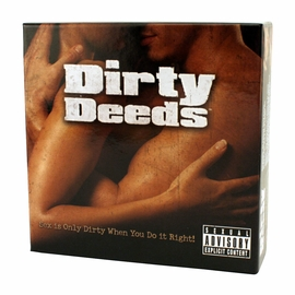 Dirty Deeds - A Sex Game for Couples