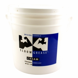 A Gallon Bucket of Elbow Grease Lube