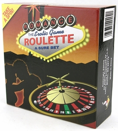 Erotic Roulette - An Adult Game for Those Who Feel Like Getting Lucky