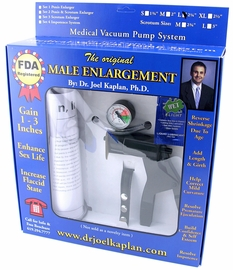 The Only FDA Registered Penis Enlargement Pump
